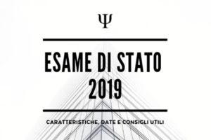 Esame di Stato Psicologia 2019