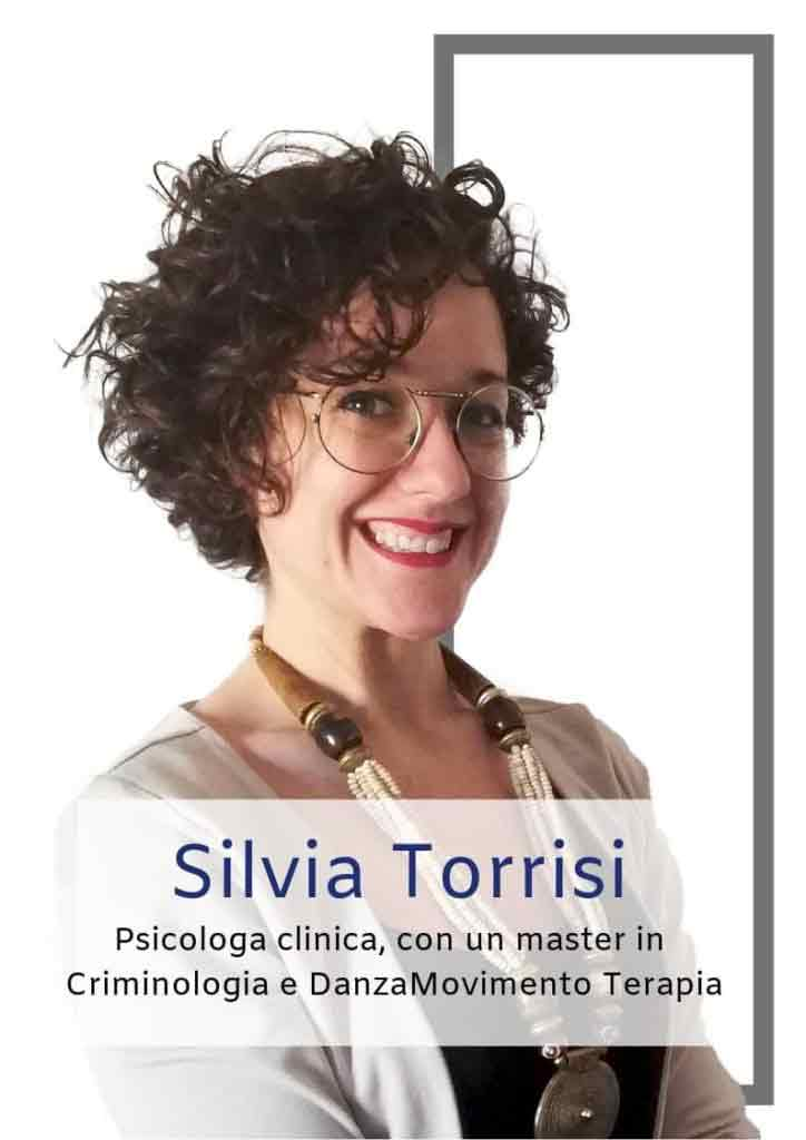Silvia Torrisi - Autrice di sull'olro della psicologia