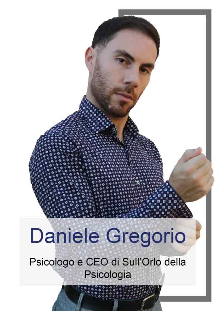 Daniele Gregorio - Amministratore di sull'orlo della psicologia