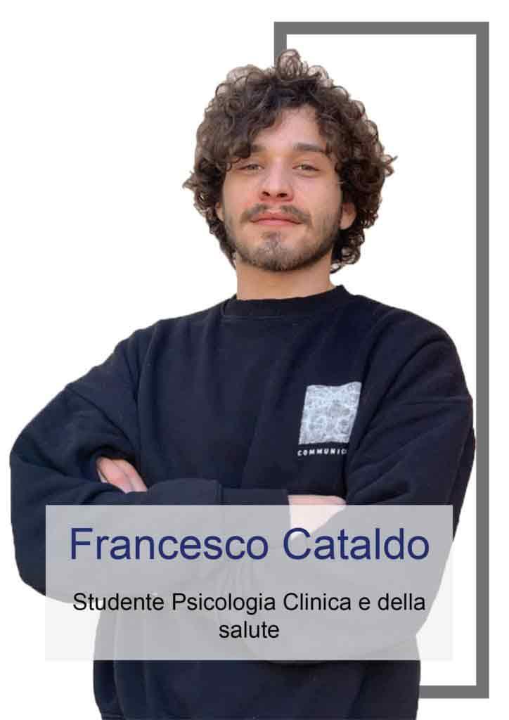 Francesco Cataldo - Autore di sull'orlo della psicologia