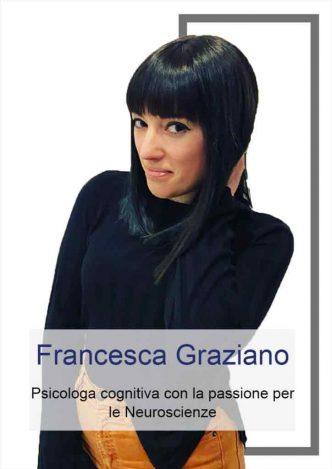 Francesca Graziano - Autrice di sull'orlo della psicologia
